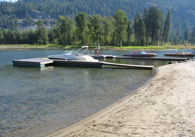 Christina Lake Vacation Rental