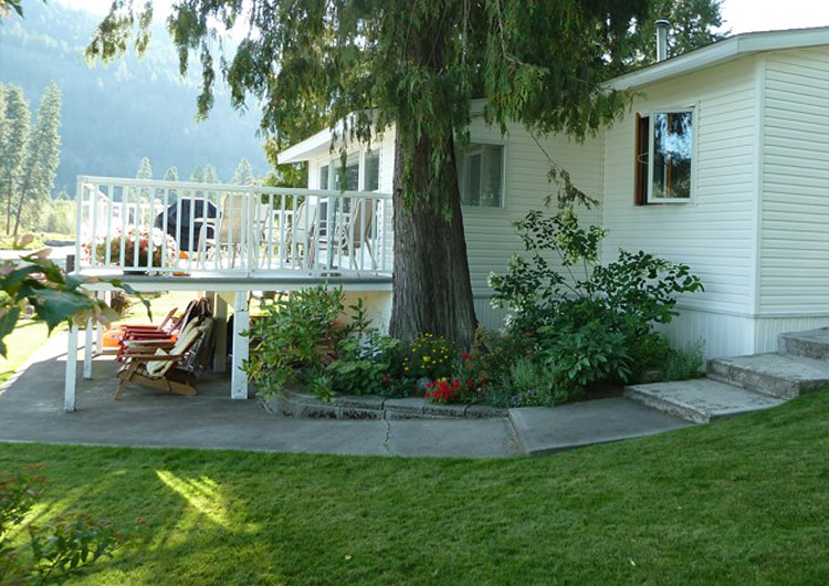 Christina Lake Vacation Rental South End