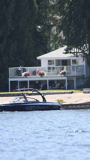 Christina Lake Waterfront Rental